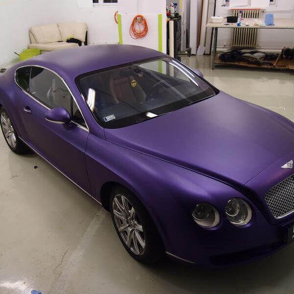 Avery Supreme Matte Metallic Purple - Avery Supreme Matte Metallic Purple