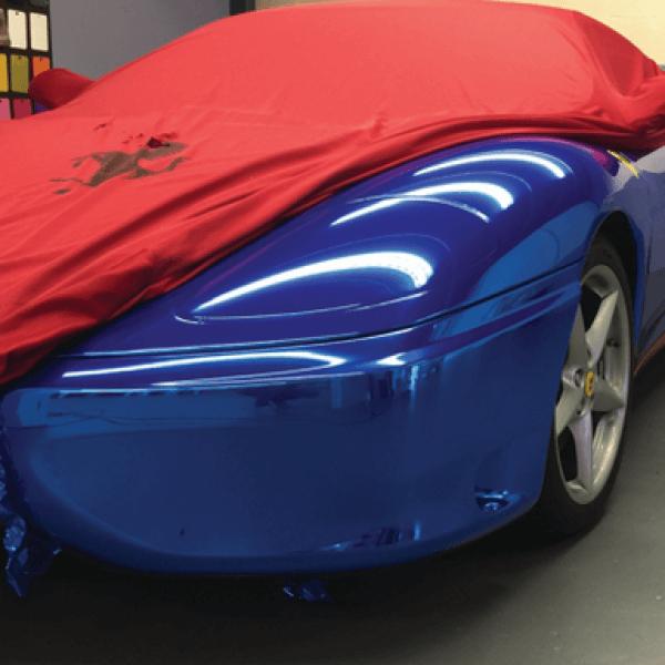 Hexis Super Chrome Blue - Hexis Super Chrome Blue