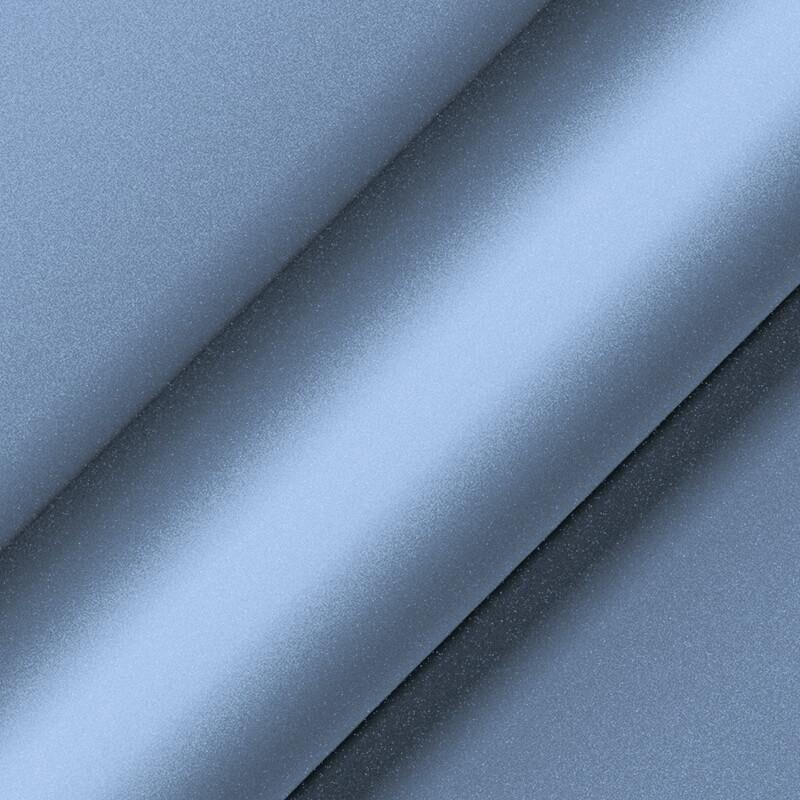 Matte Metallic Powder Blue