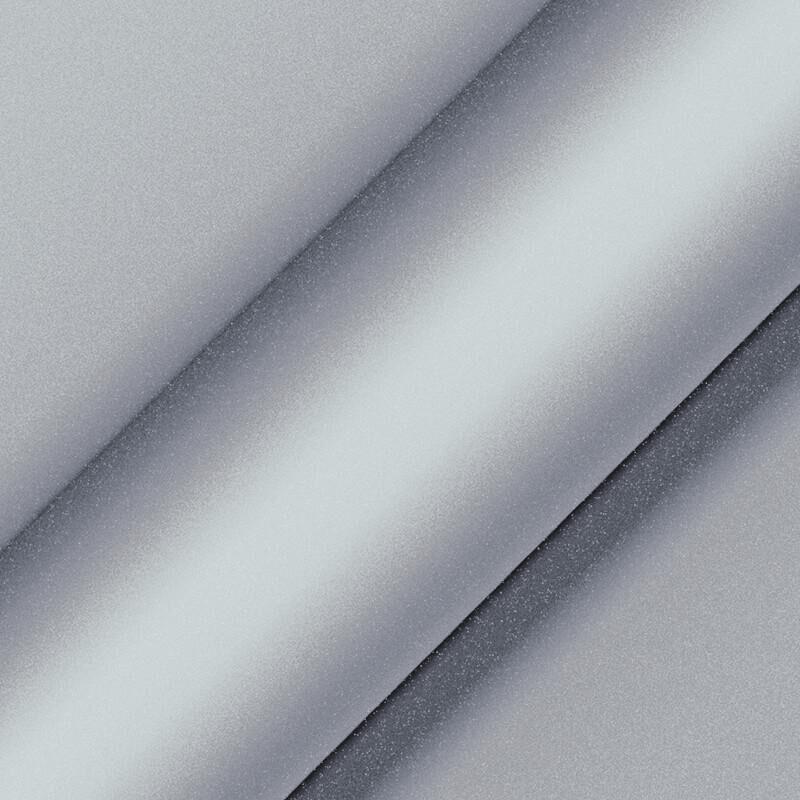 Matte Metallic Silver