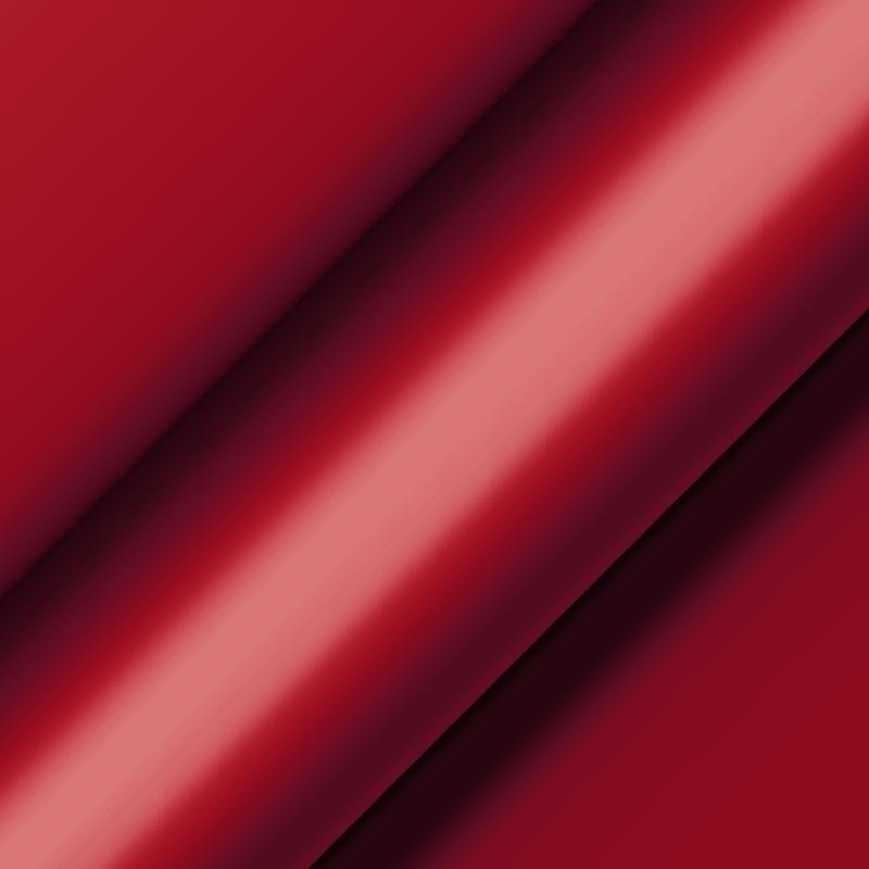 Satin Carmine Red