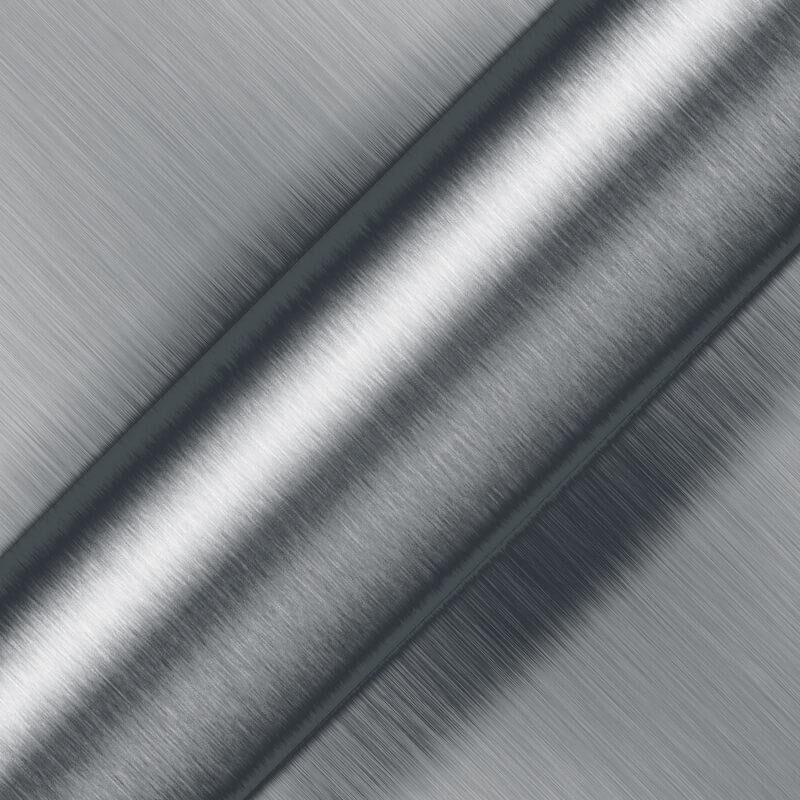 Brushed Titanium
