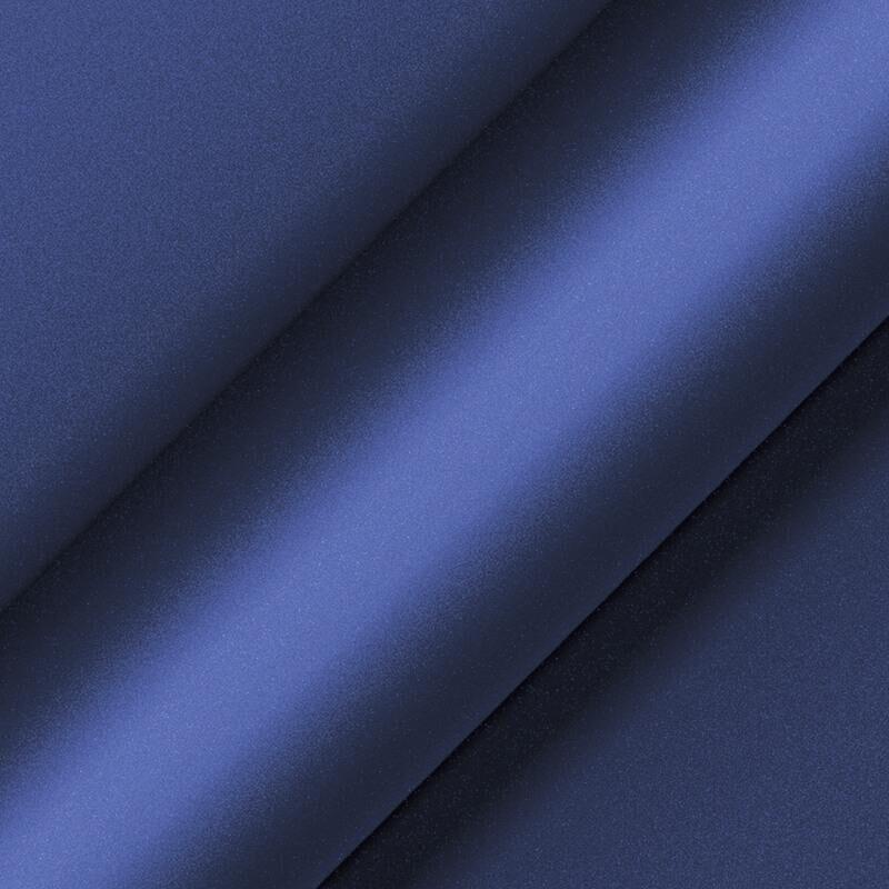 Matte Metallic Night Blue