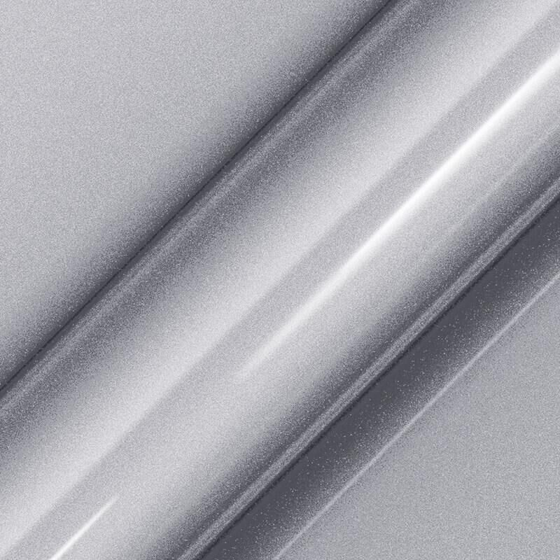 Gloss Metallic Silver