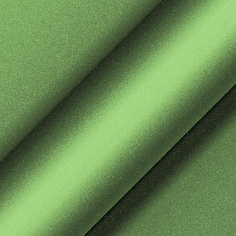 Matte Metallic Apple Green