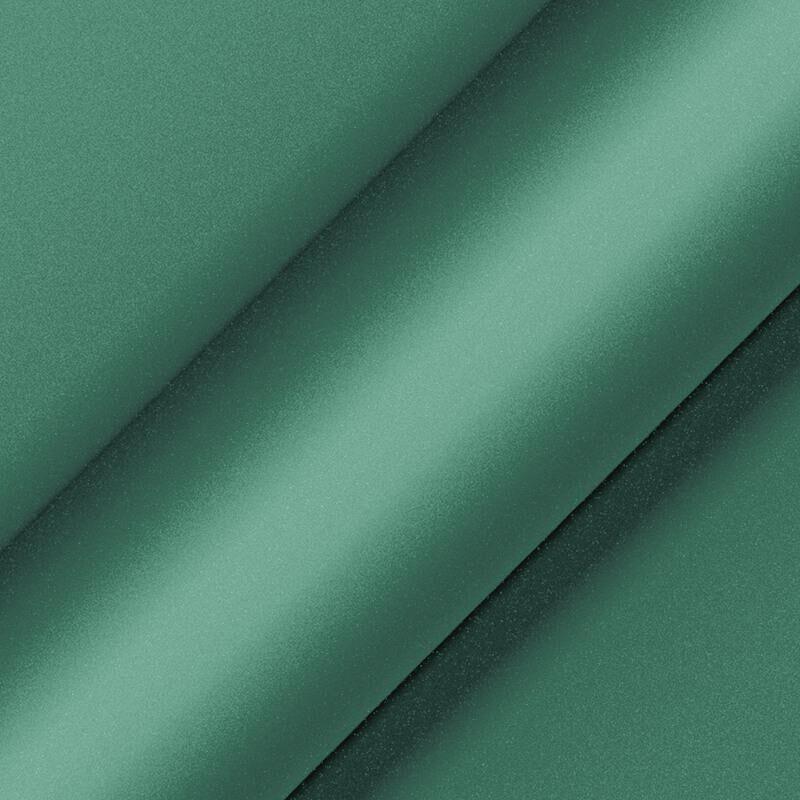 Matte Metallic Emerald