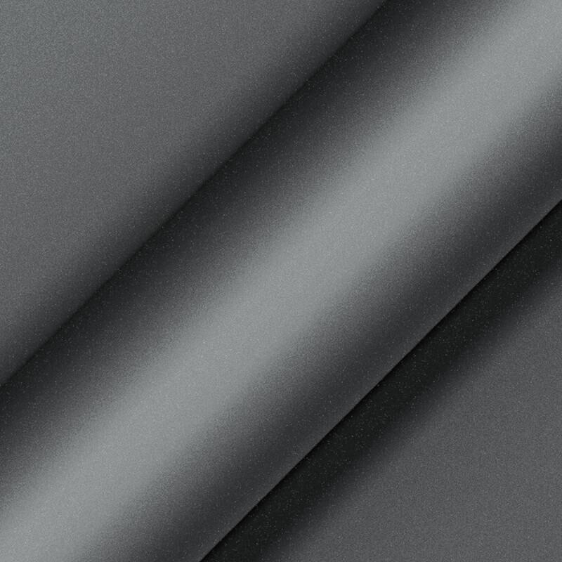 Matte Metallic Gunmetal