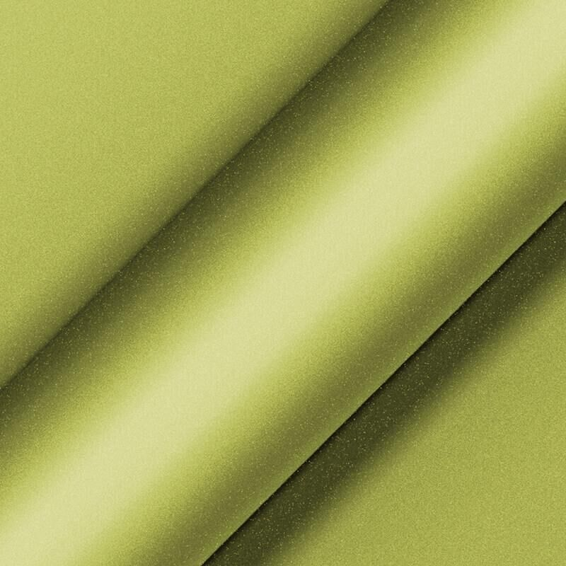 Matte Mettalic Yellow Green