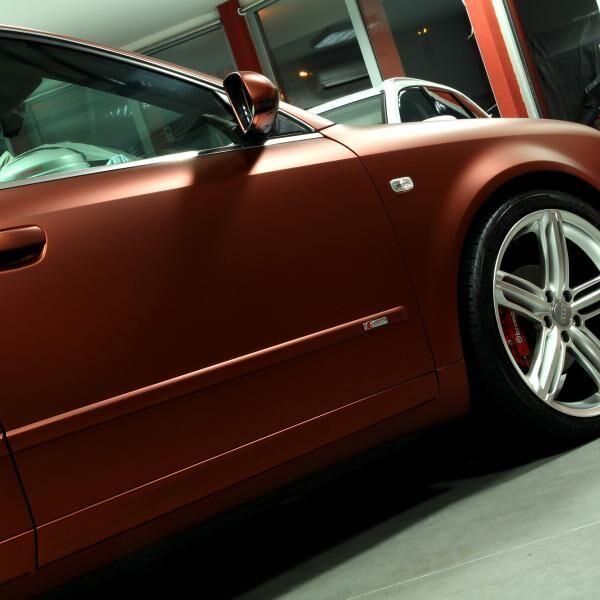 Audi autófóliázás