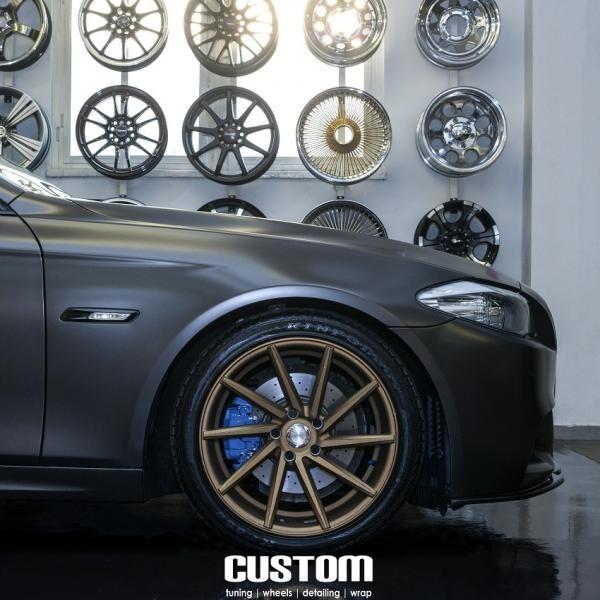 Selyemfényű BMW