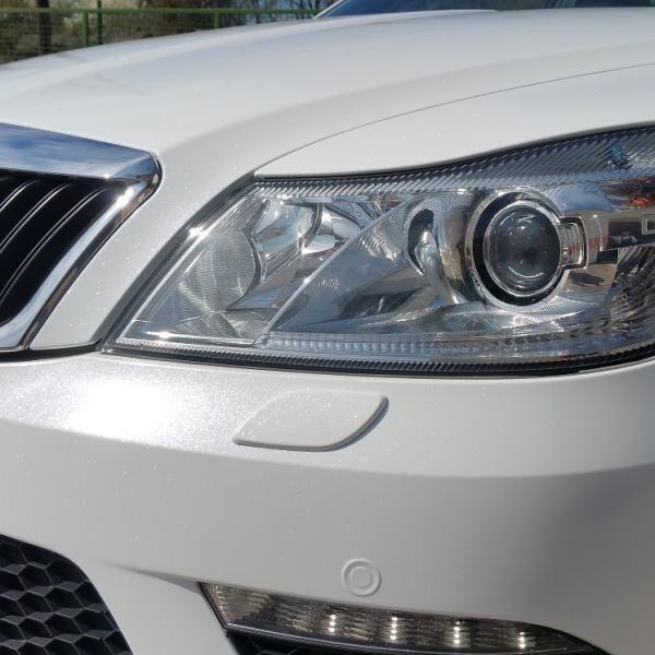 Octavia RS autófóliázás