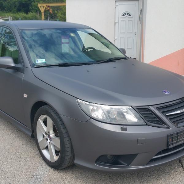 Saab autófóliázás
