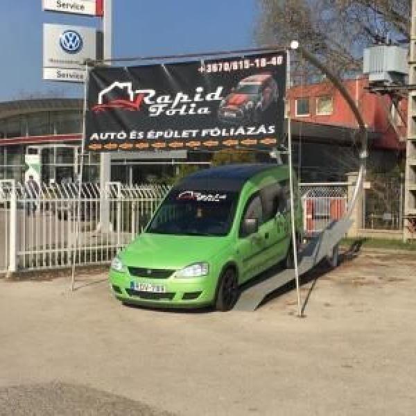 Rapid Fólia Kft.