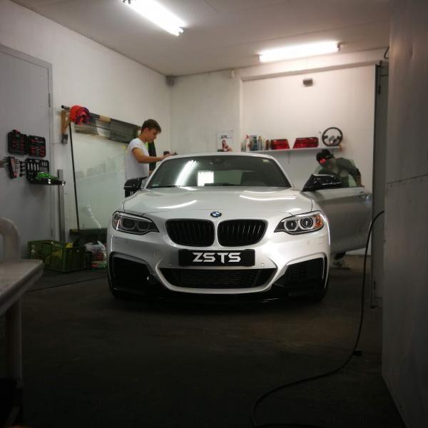 ZSTS Garage